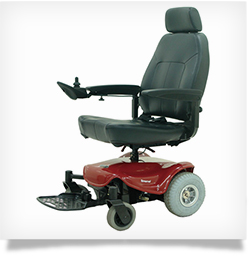 SHOPRIDER WHEEL CHAIR